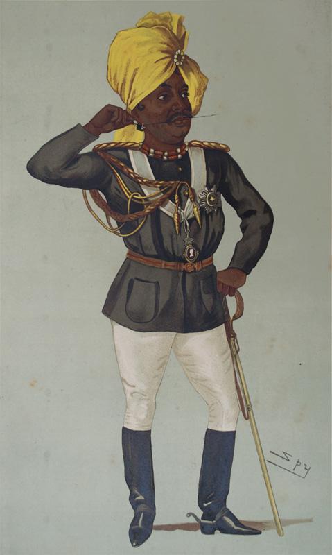 Maharaja Sir Pratap Singh