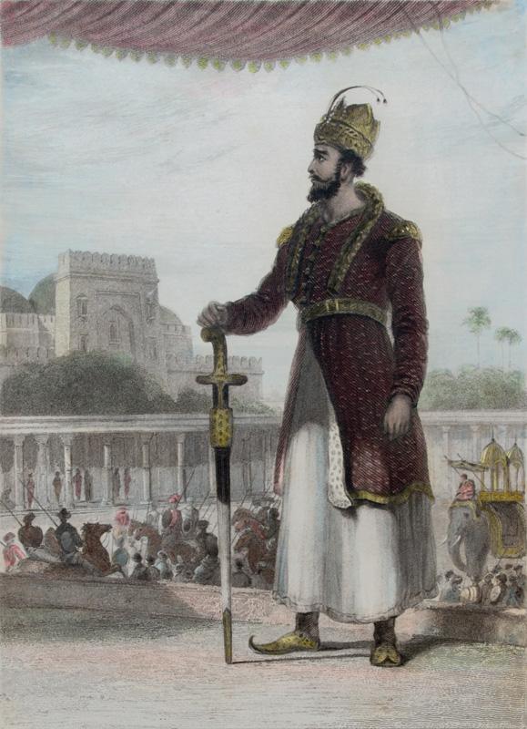 Mughal Emperor Babur