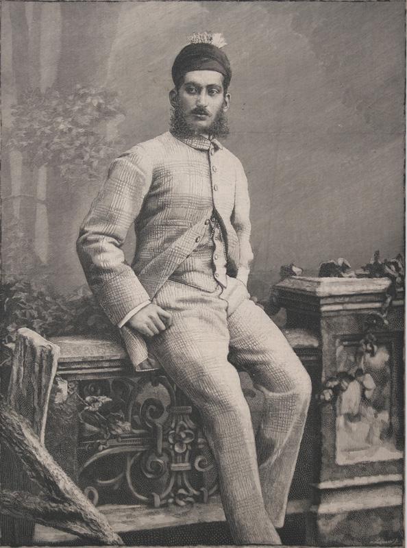 Nawab Mir Mahboob Ali Khan