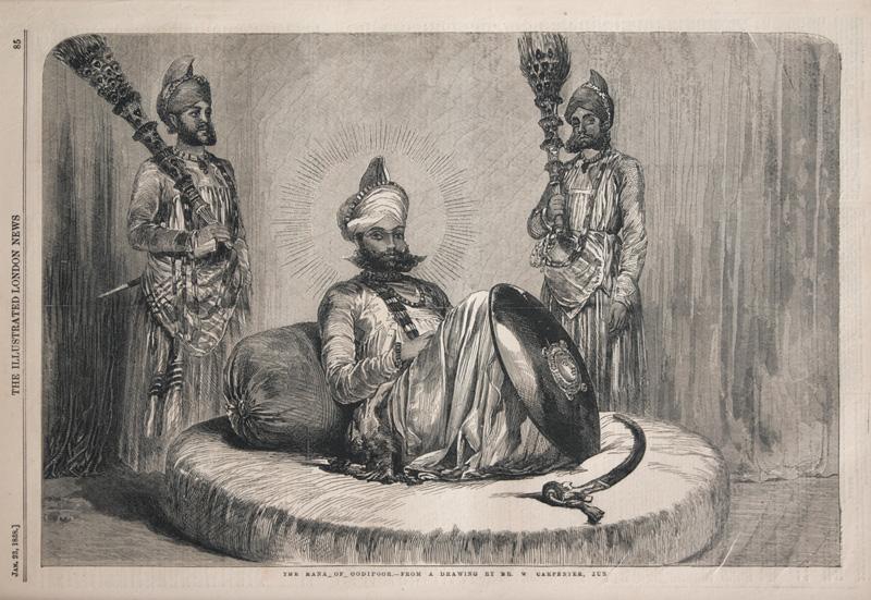 Maharana Swaroop Singh