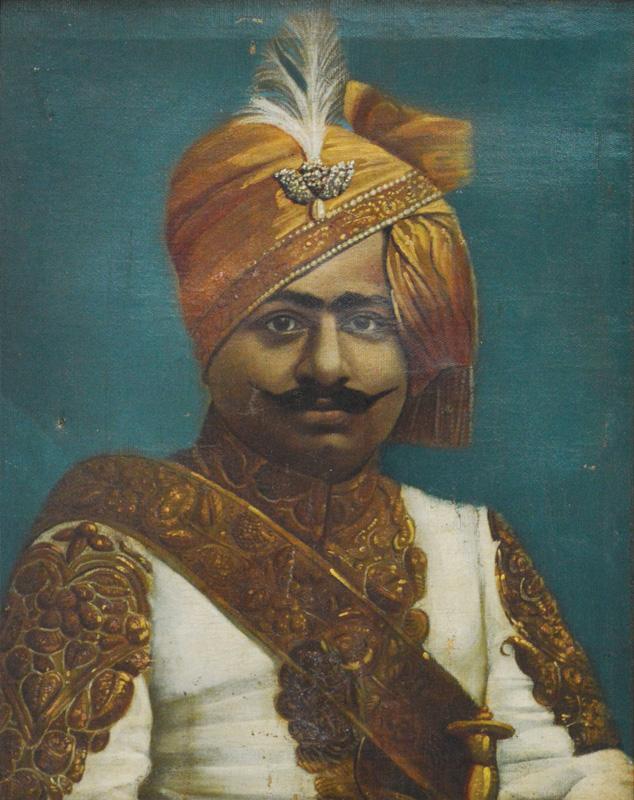 H. H. Ranjitsinhji Mansinhji
