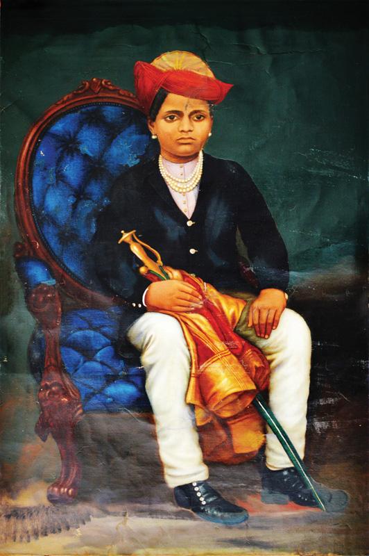George Jivaji Rao Scindia