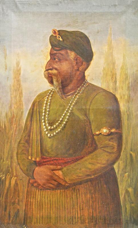 Royal Dignitary from Deccan