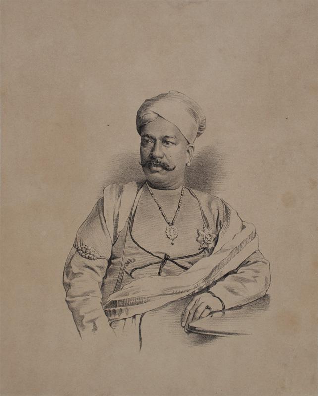 Sir T. Madhav Rao, Diwan of Baroda