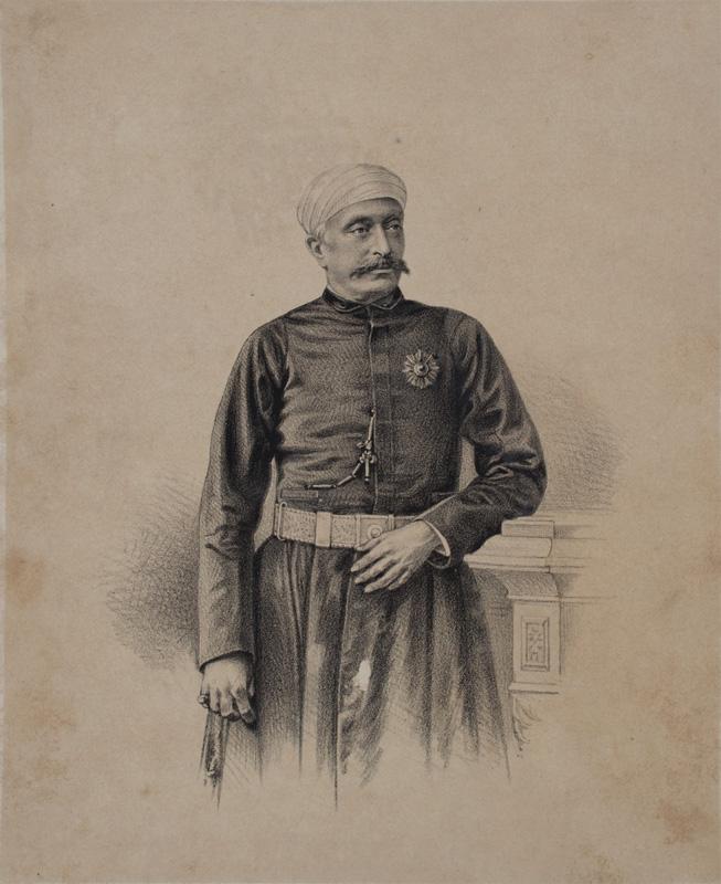Sir Salar Jang Bahadur, Diwan of Hyderabad