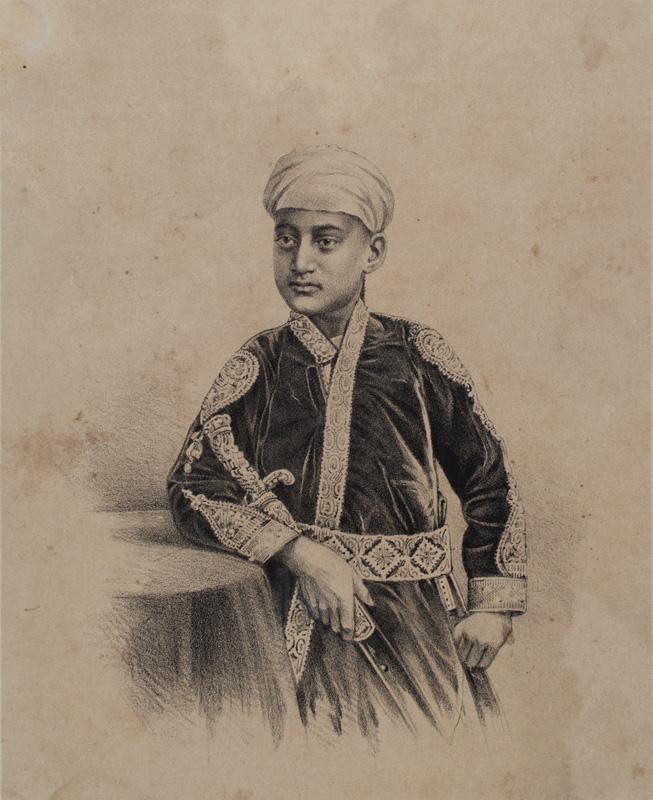 Mir Mahbub Ali Khan Bahadur, The Nizam of Deccan