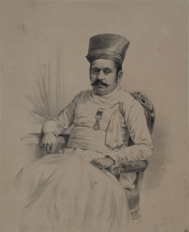 Sir Jumsetji Jeejibhoy, Second Baronet