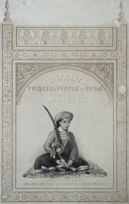 Son of the Nawab of Banda