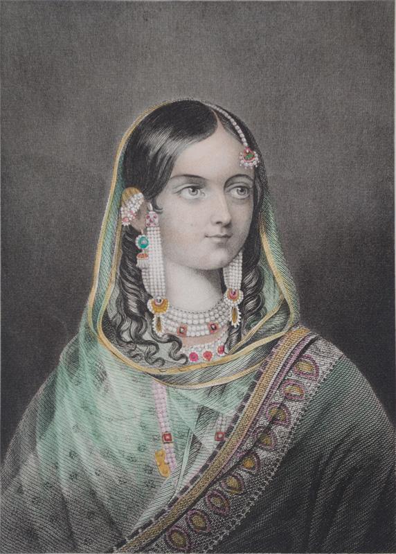 Zinat Mahal Begum Sahiba