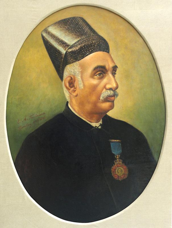 Seth Cowasjee Dinsha
