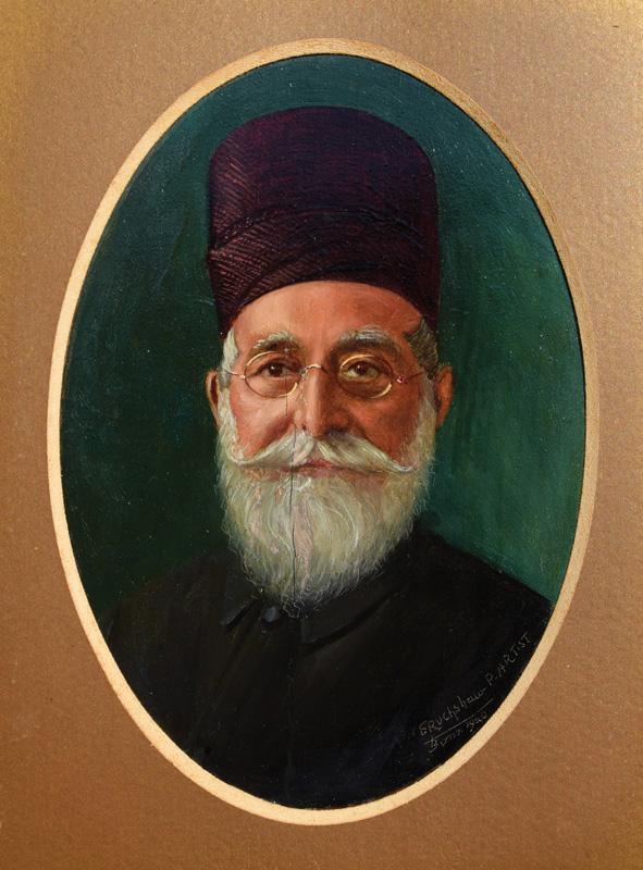 Mr. Edalji Dorabji Talati , B.A., J.P.
