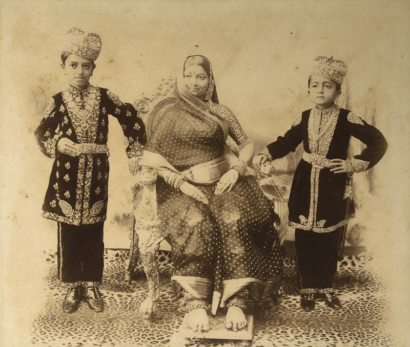 Swaroop Kunwarba of Bansda