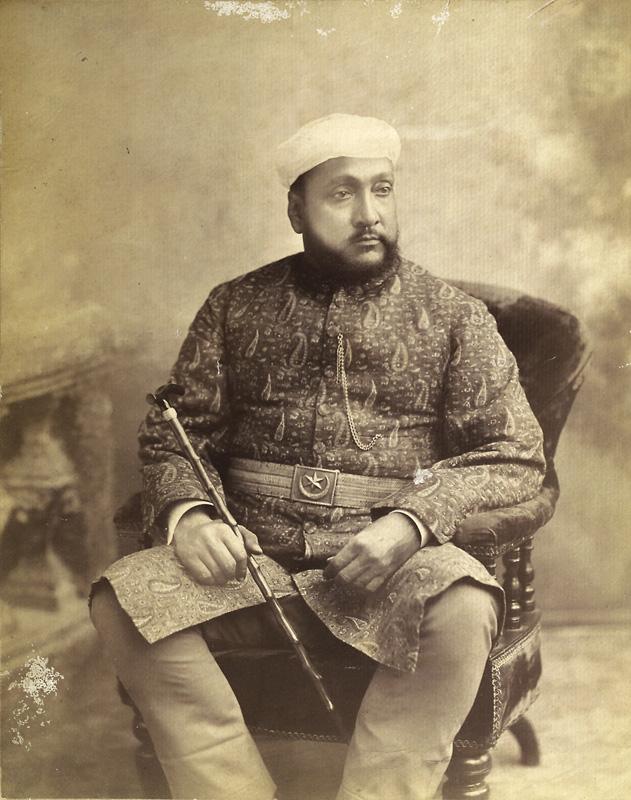 Moulvi Muhammed Aziz Mirza