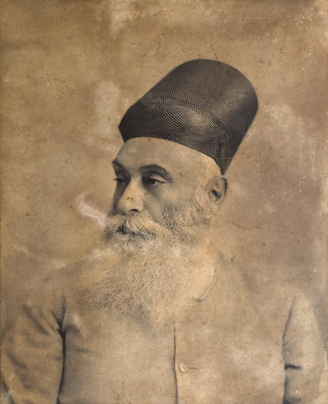 Jamshetji Nusserwanji Tata