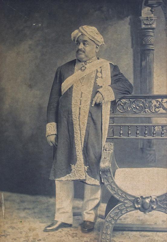 Sir Purniah N. Rao Krishnamurti