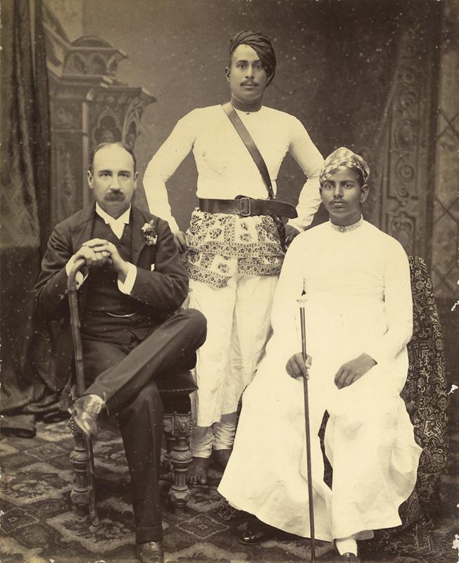 Prince Umedsinhji