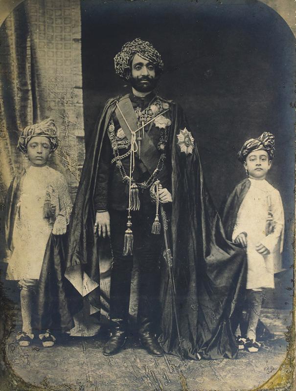 Nawab Muhammed Rasul Khanji