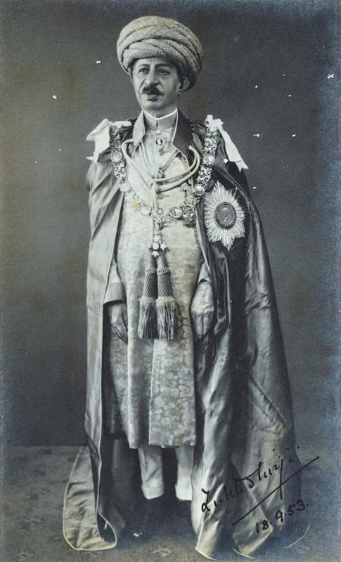 Sir Lakhdhiraj Waghji Saheb