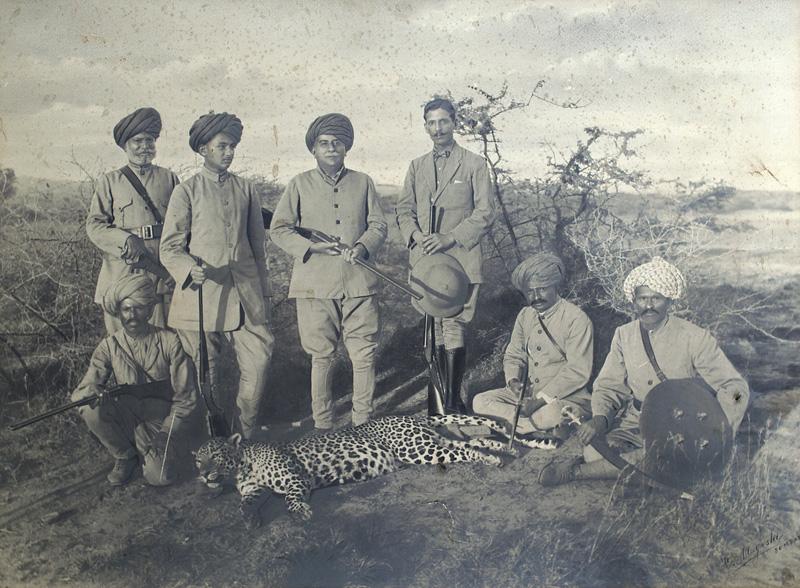 Maharao Khengarji of Kutch