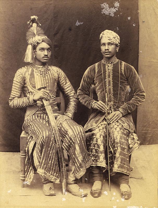 Sheth Kunalmalji of Bafna with Kesharimalji
