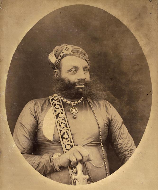Maharaj Gaj Singhji