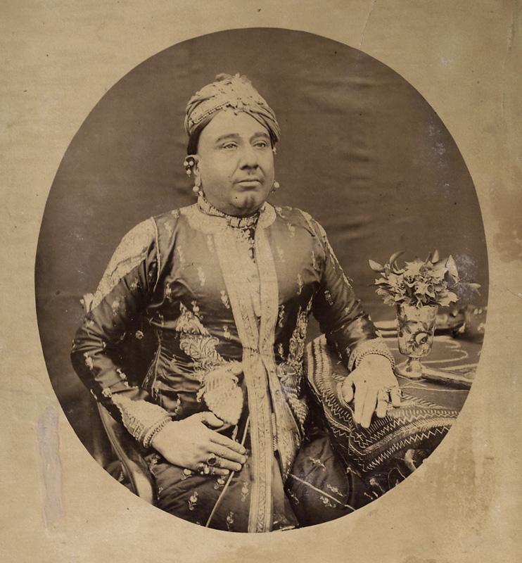 H. H. Maharaval Udai Singh II