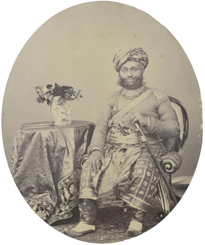 Maharao Pragmalji II