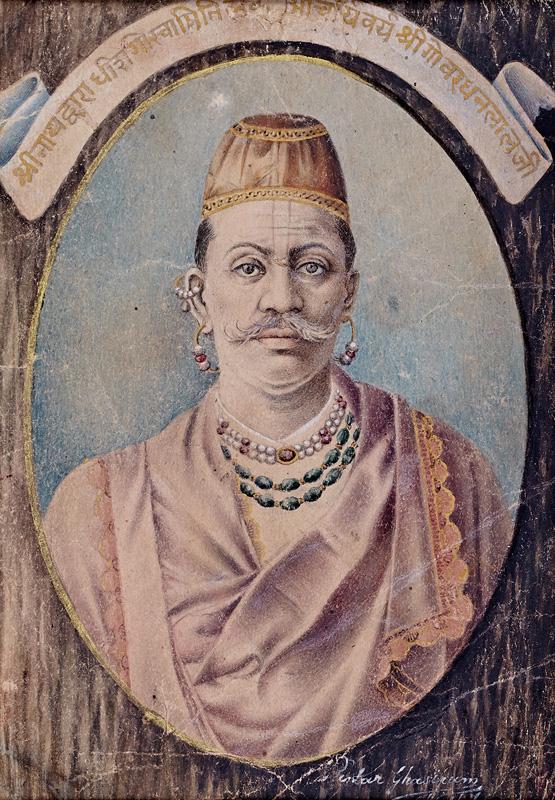 Govardhanlalji – An array of reverence