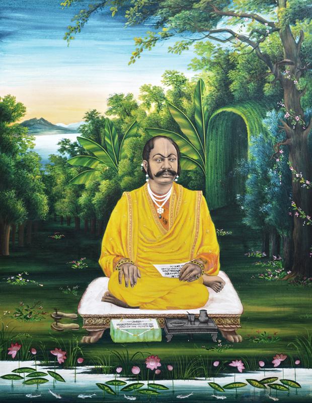 Shri Balkrishnaji Maharaj