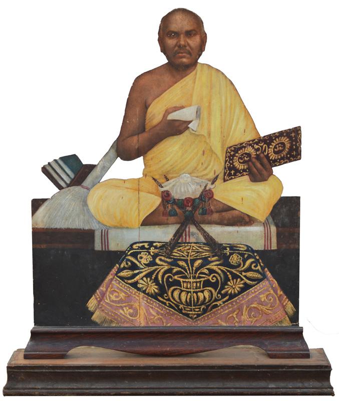 Jain saint of Vallabh Suri Samuday