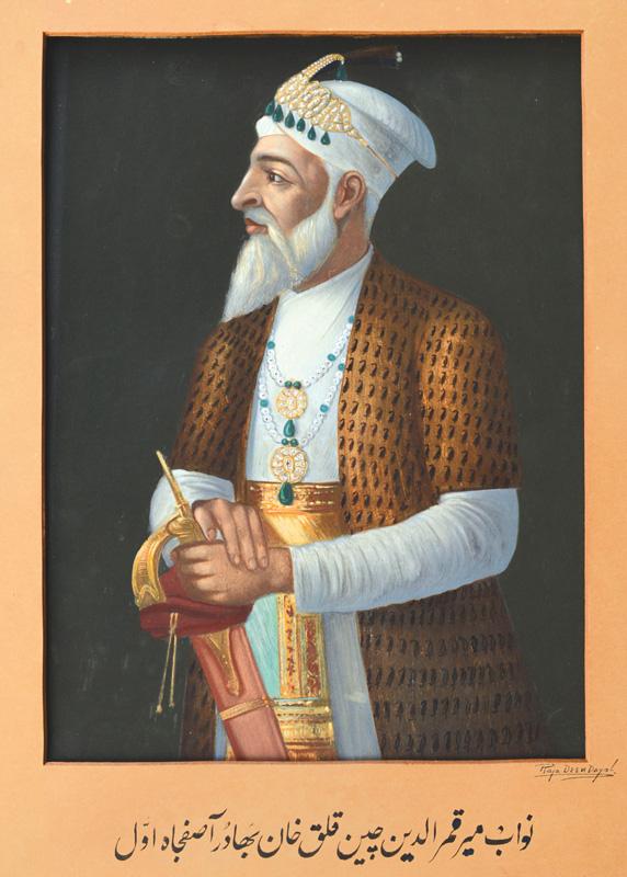 Mir Qamaruddin Khan – Asaf Jah I