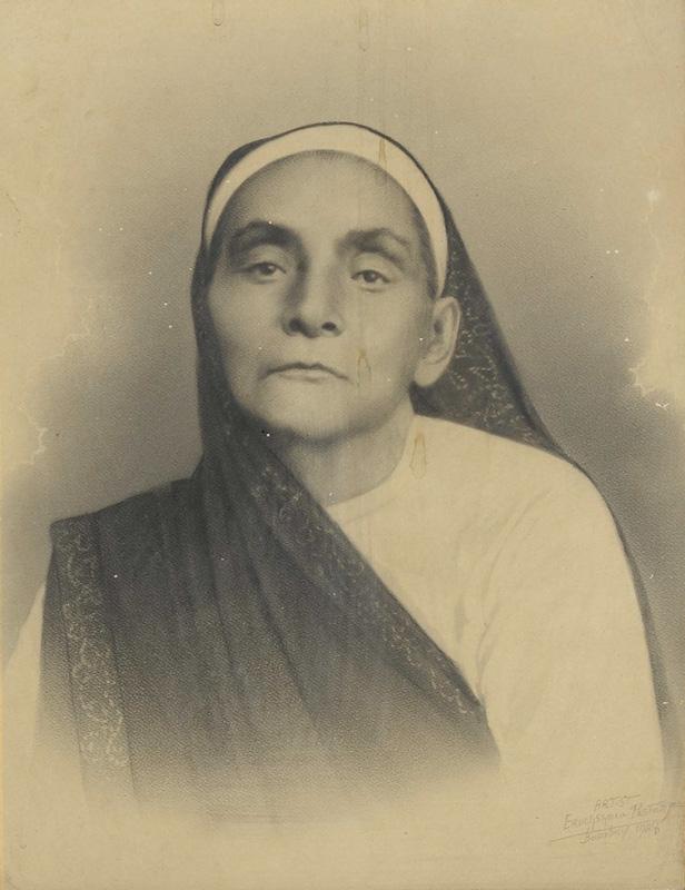 Unidentified Parsi Lady
