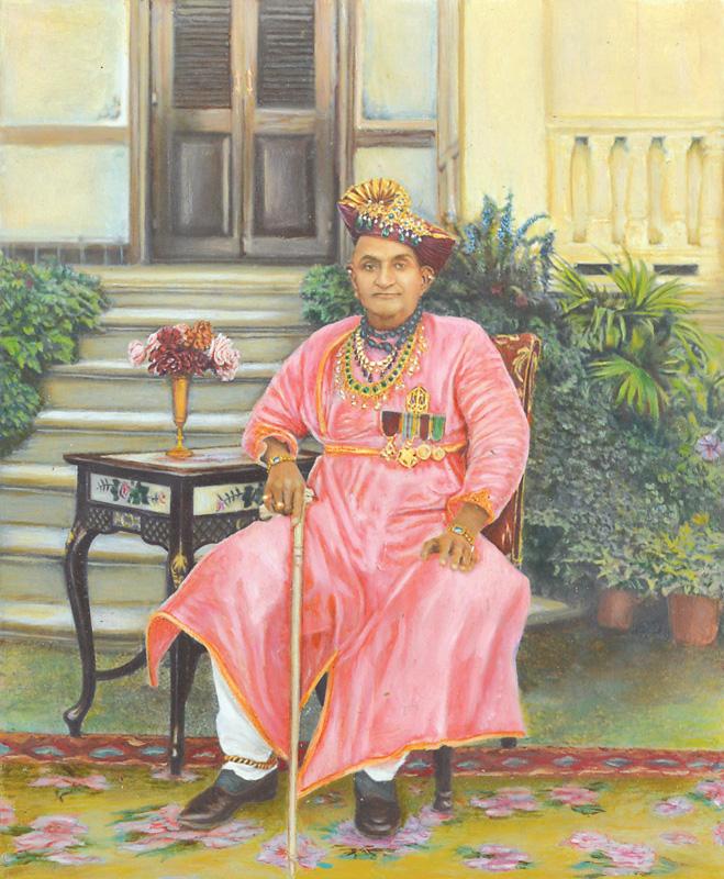 Sir Sheth Hukamchand Jain