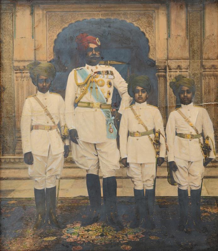 H. H. Ganga Singh