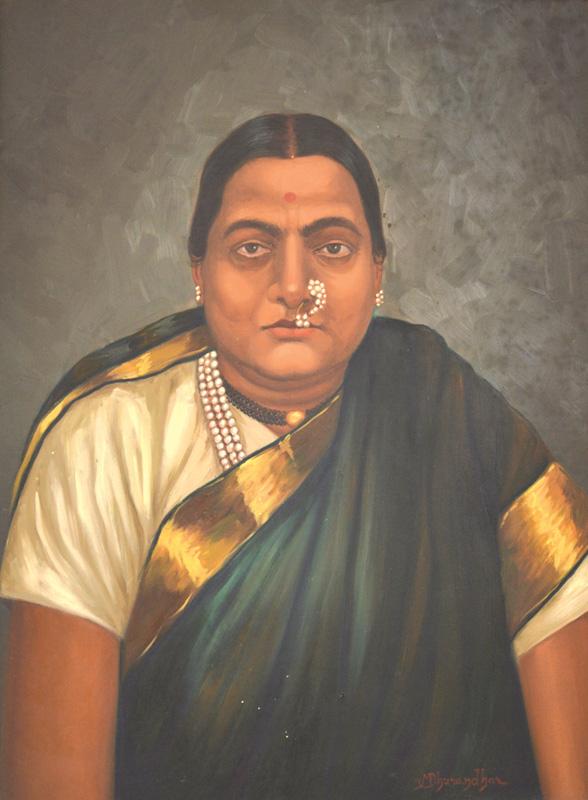 Unidentified Marathi Lady