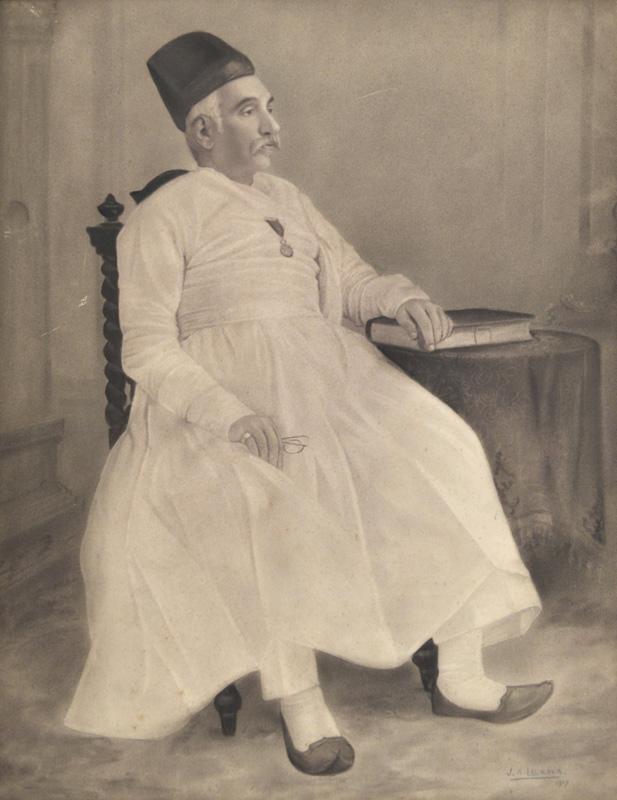 Sheth Nusserwanji M. Petit