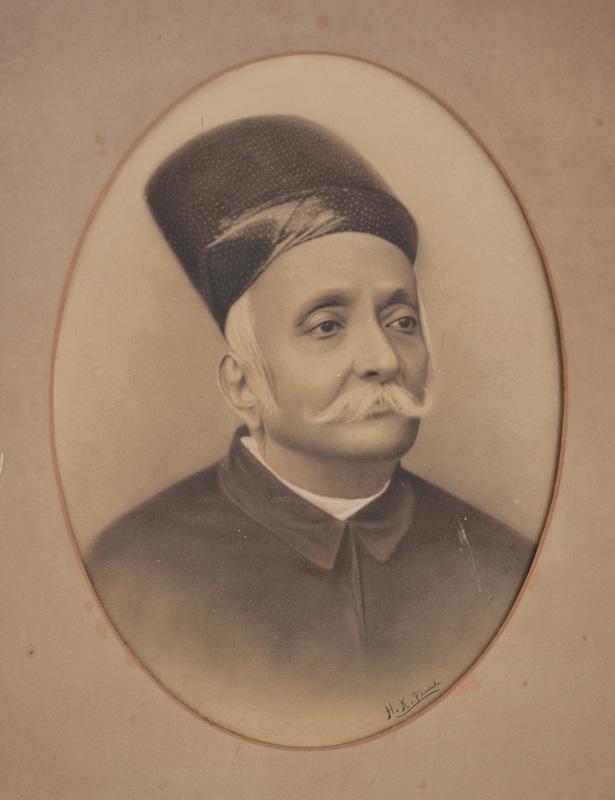 Sir Dinshaw Maneckjee Petit