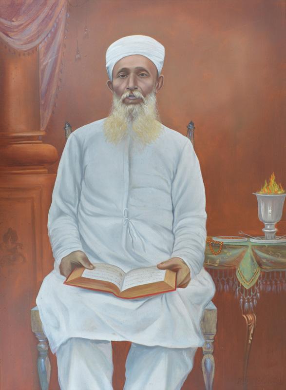 Dastur Dinshaw Jivanji Gharda