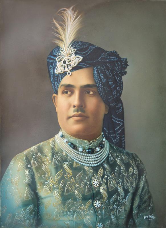 H. H. Maharawat Ram Singh II