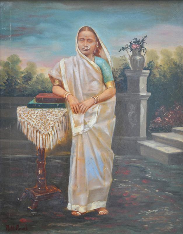 Wife of Sheth Tulsidas