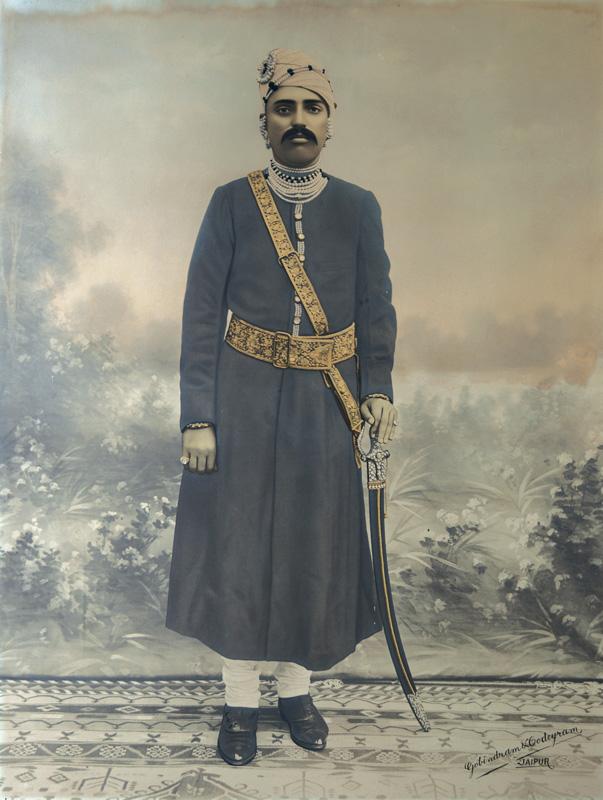 Royal Dignitary of Sikar