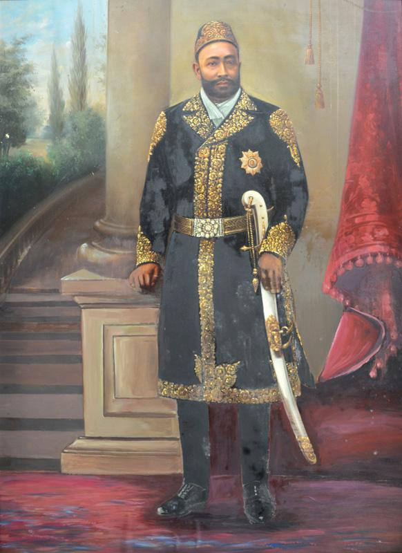 Muhamed Ibrahim Ali Khan of Tonk