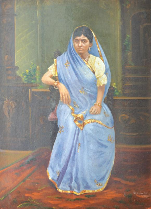 H. H. Sahiba Narendrakunwarba
