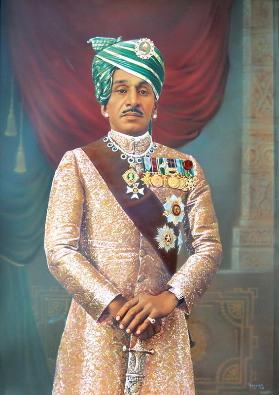 Maj. Gen. Sajjan Singh