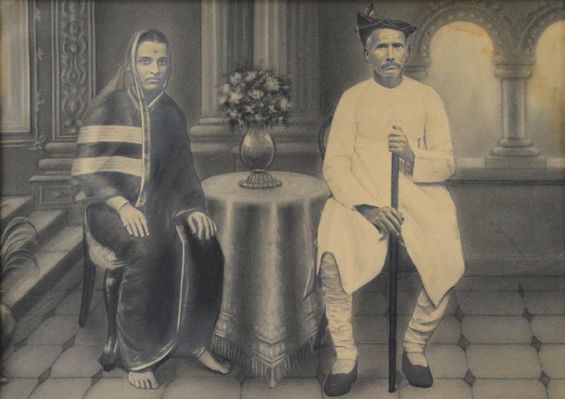 Couple from Madhya Pradesh