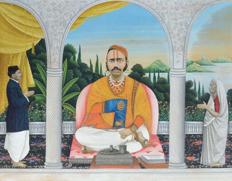 Goswami Kanaiyalalji