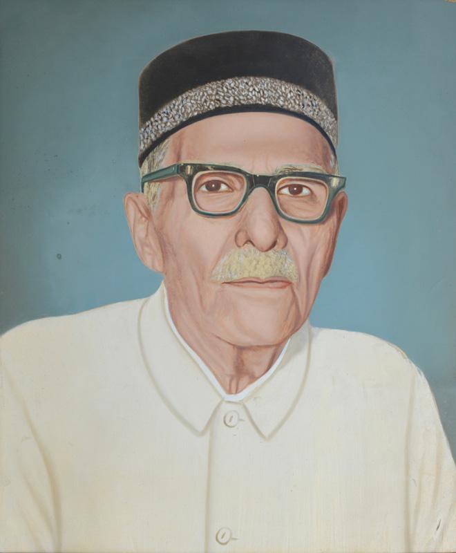 Sheth Jehangirji Palanjee Hilluwala