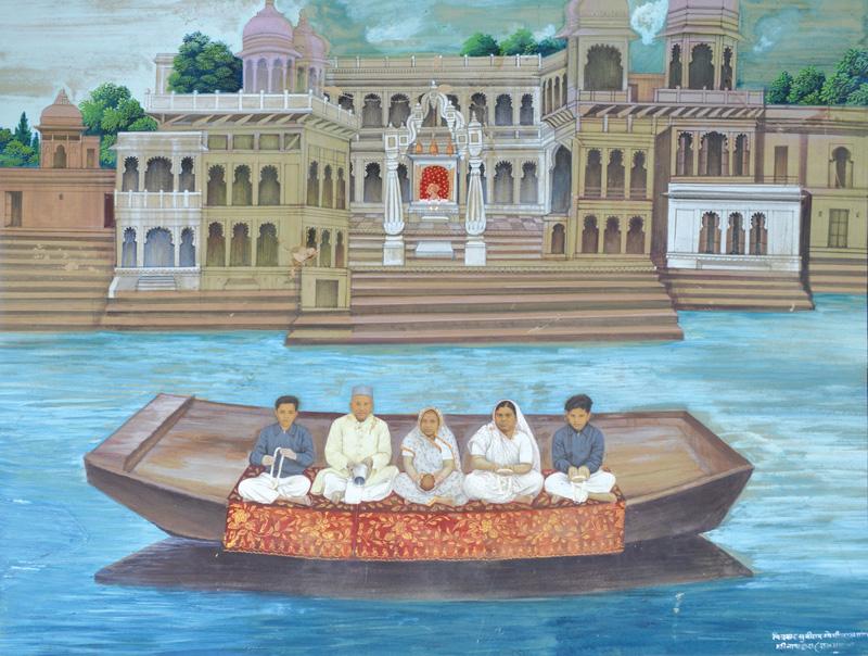 Manorath of tribute to river Yamuna