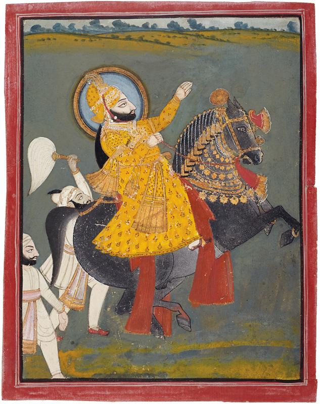 Maharana Jawan Singh of Mewar