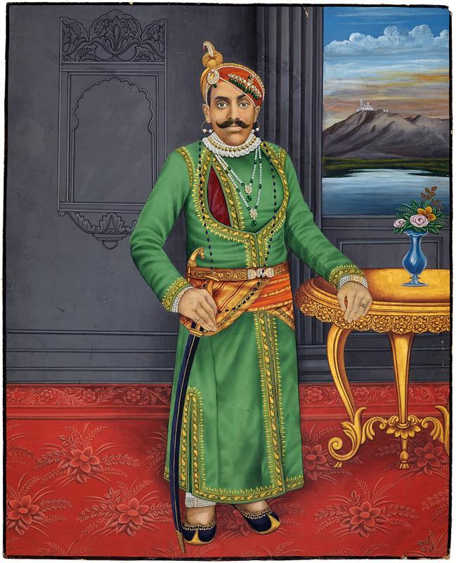 Maharana Bhupal Singh of Mewar